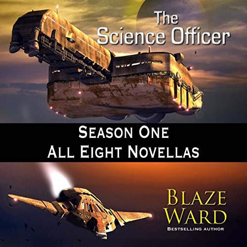 The Science Officer, Season One audiobook cover art