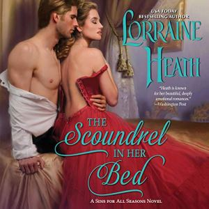 The Scoundrel in Her Bed audiobook cover art