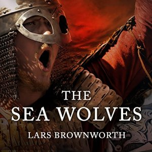 The Sea Wolves audiobook cover art