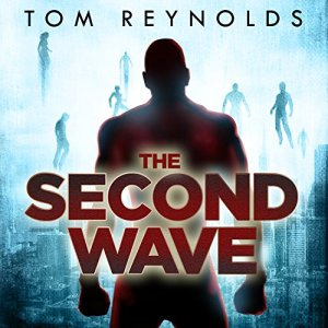 The Second Wave audiobook cover art