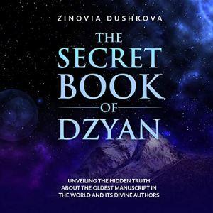 The Secret Book of Dzyan audiobook cover art