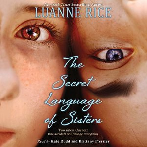 The Secret Language of Sisters audiobook cover art