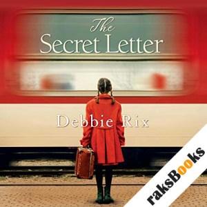 The Secret Letter audiobook cover art