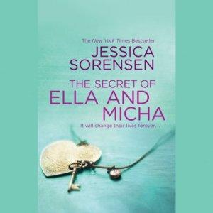 The Secret of Ella and Micha audiobook cover art