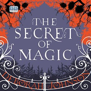 The Secret of Magic audiobook cover art
