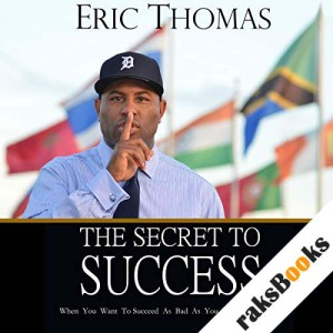 The Secret to Success audiobook cover art