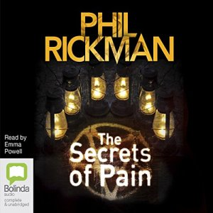The Secrets of Pain audiobook cover art