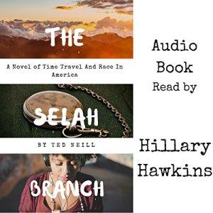 The Selah Branch audiobook cover art