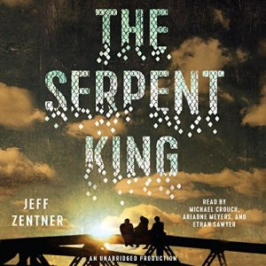 The Serpent King audiobook cover art