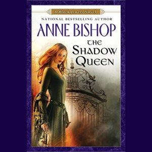 The Shadow Queen audiobook cover art
