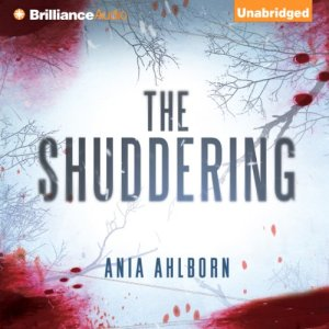 The Shuddering audiobook cover art