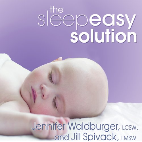 The Sleepeasy Solution audiobook cover art