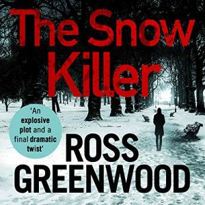 The Snow Killer audiobook cover art