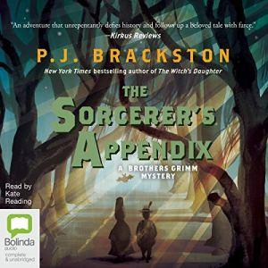 The Sorcerer's Appendix audiobook cover art