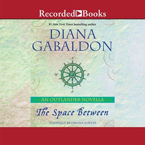 The Space Between audiobook cover art