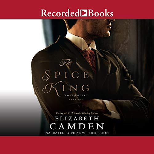 The Spice King audiobook cover art