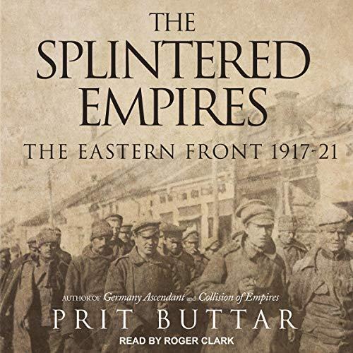 The Splintered Empires audiobook cover art