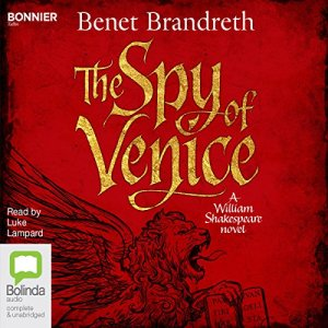 The Spy of Venice audiobook cover art