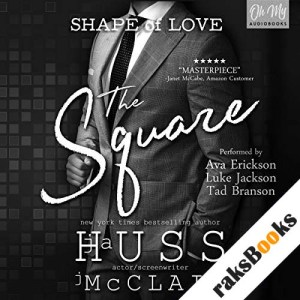 The Square audiobook cover art