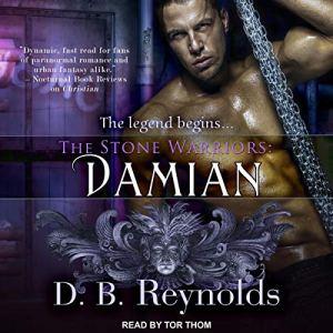 The Stone Warriors: Damian audiobook cover art