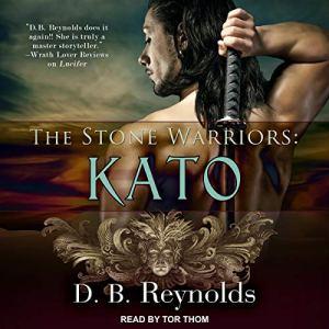 The Stone Warriors: Kato audiobook cover art