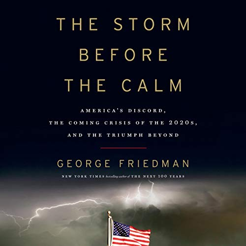 The Storm Before the Calm audiobook cover art