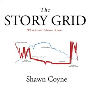 The Story Grid audiobook cover art