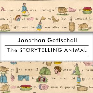 The Storytelling Animal audiobook cover art