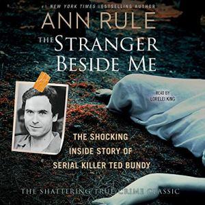 The Stranger Beside Me audiobook cover art