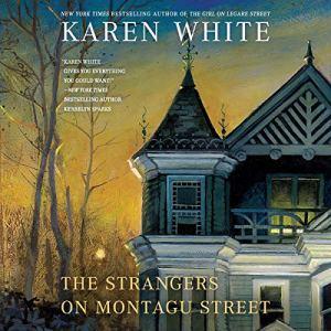 The Strangers on Montagu Street audiobook cover art