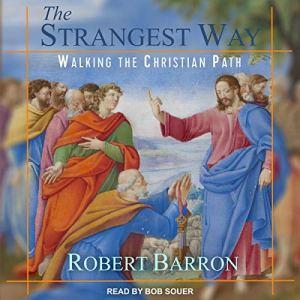 The Strangest Way audiobook cover art