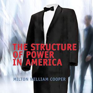 The Structure of Power in America audiobook cover art