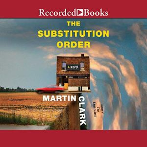 The Substitution Order audiobook cover art