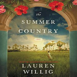 The Summer Country audiobook cover art