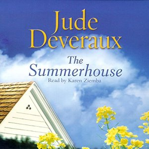 The Summerhouse audiobook cover art