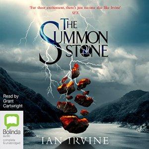 The Summon Stone audiobook cover art