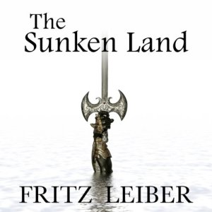 The Sunken Land audiobook cover art