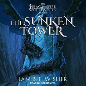 The Sunken Tower audiobook cover art