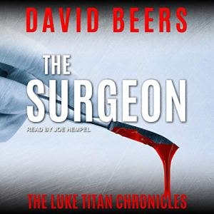 The Surgeon audiobook cover art