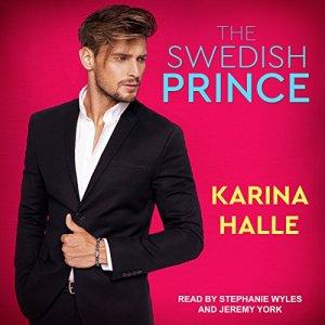 The Swedish Prince audiobook cover art