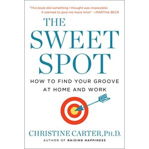 The Sweet Spot audiobook cover art