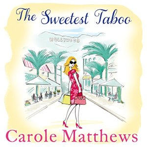 The Sweetest Taboo audiobook cover art