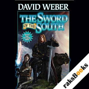 The Sword of the South audiobook cover art