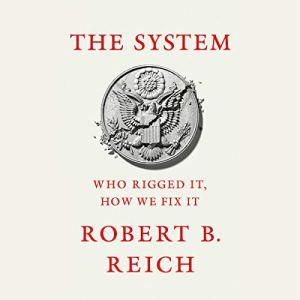 The System audiobook cover art