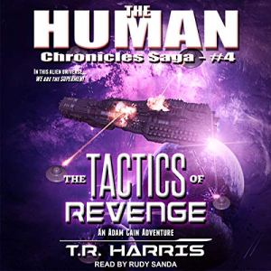 The Tactics of Revenge audiobook cover art