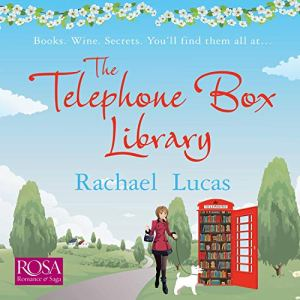 The Telephone Box Library audiobook cover art