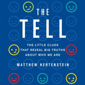 The Tell audiobook cover art
