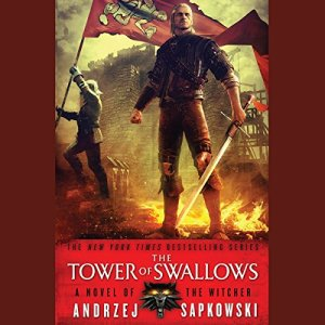 The Tower of Swallows audiobook cover art