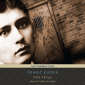 The Trial [Tantor Audio] audiobook cover art