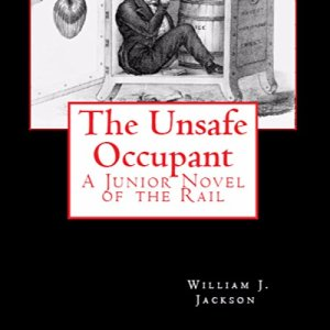 The Unsafe Occupant audiobook cover art